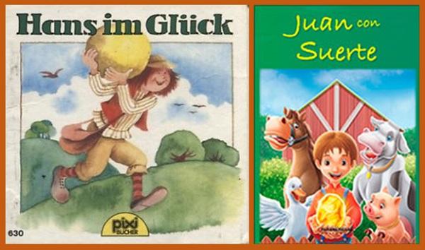 Juan con suerte-Grimm