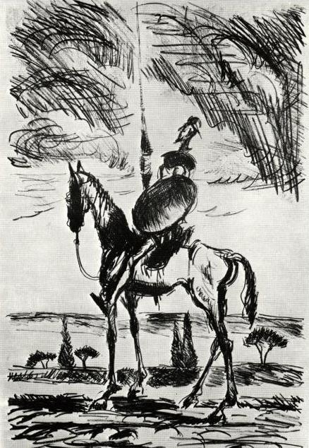 majernc3adk-litografie_don_quijote-1944