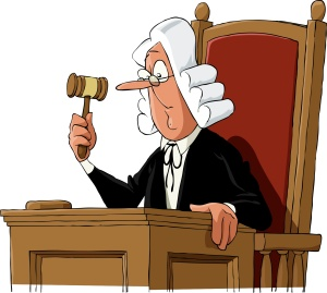 judge-in-court